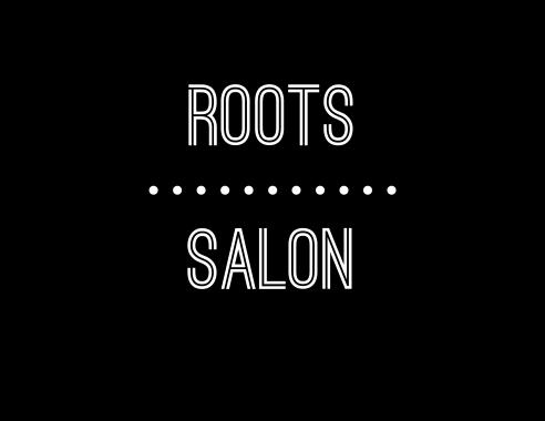 Roots salon logo
